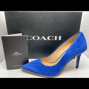 Coach Waverly Pump- Turn heads w/these beauties